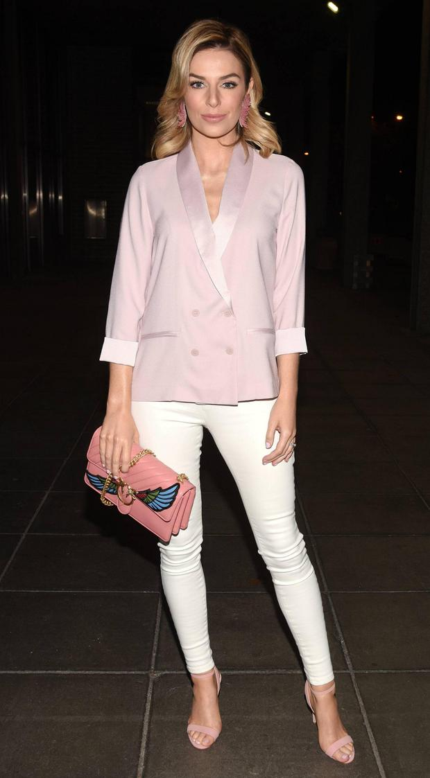 Reclaiming white jeans: Pippa O'Connor Ormond