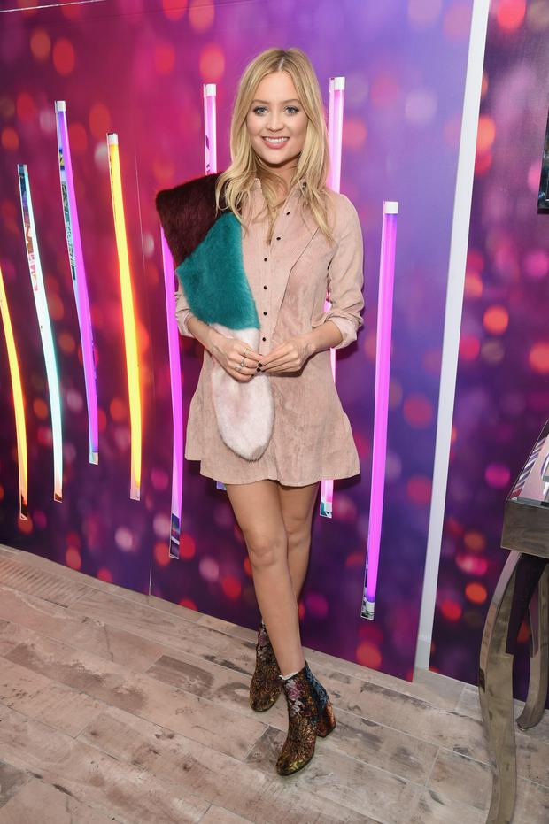 Embracing spring/summer: Laura Whitmore