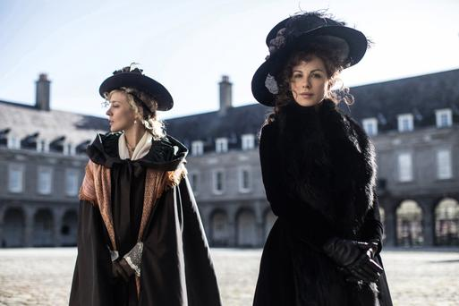 Love & Friendship, a Jane Austen film adaptation starring Kate Bekinsdale and Chloe Sevigny
