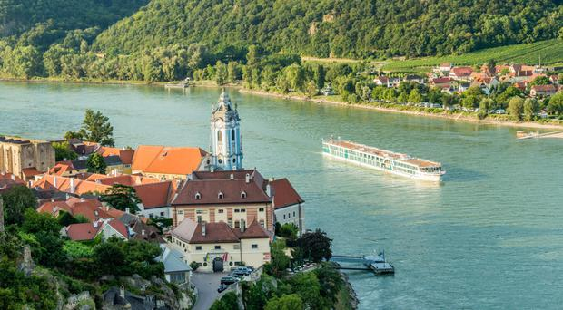 Going with the flow on the Danube