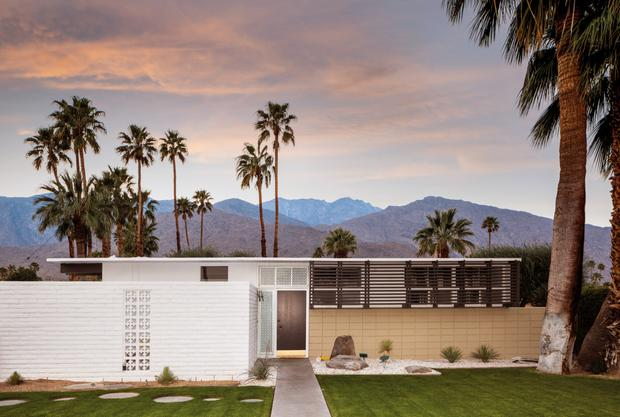 Palm Springs: Eternity Takes A Holiday