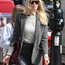 The heritage blazer makes the perfect accompaniment for jeans and a jumper, as seen on Claudia Schiffer. Photo: GC Images