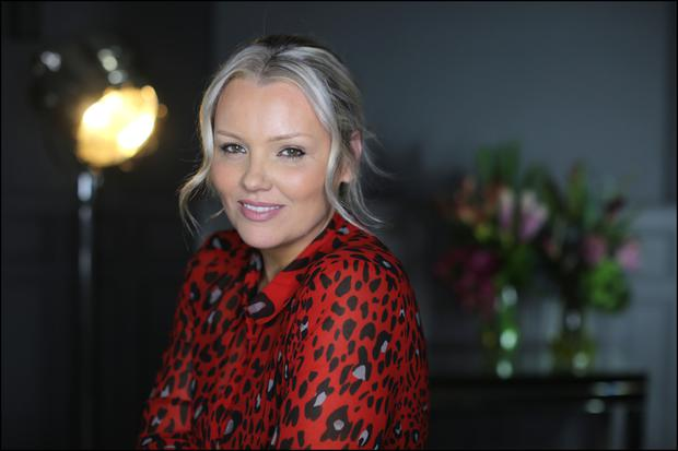 Ready for your close up: Ireland's prime make-up artist Paula Callan. Photo: David Conachy