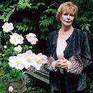 Poet, novelist and playwright Edna O'Brien at home in Chelsea, London. Photo: Eamonn McCabe/Getty