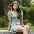 Roz Purcell photographed by Tony Gavin