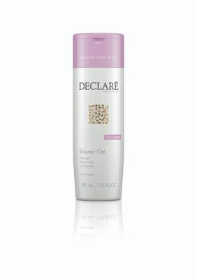 Showergel for Sensitive Skin, €12.95, Declare, available in selected pharmacies nationwide