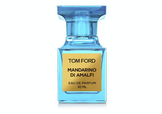 Mandarino Di Amalfi Limited Edition, €115 (30ml)Tom Ford, available in Brown Thomas Dublin.