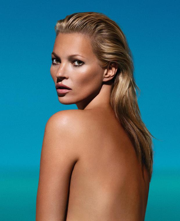 Campaign image courtesey of St Tropez