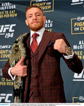 Notorious: Conor McGregor