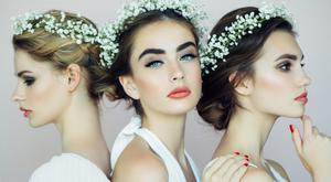 Ken Boylan, one of Ireland's leading make-up artists, recommends all brides go to Pinterest where they can create a mood board of make-up and hair styles which they can then bring along to their make-up and hair trials