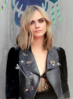Model Cara Delevingne has become a poster girl for slick eyebrows in recent years