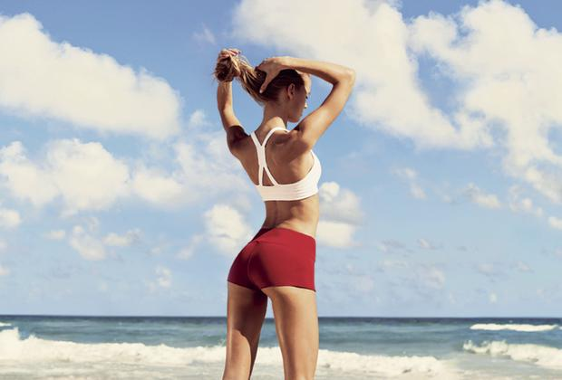 Picture: Clarins Body Fit