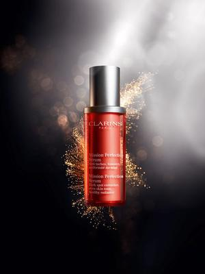 Clarins' new Mission Perfection Serum