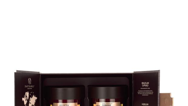The Body Shop Spa of the World Relaxing Ritual Collection