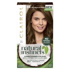 Clairol Natural Instincts Semi Permanent Hair Dye