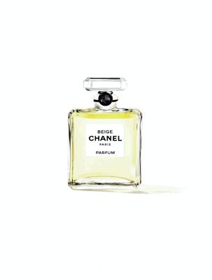 Beige parfum, €186 (15ml), Chanel, available in key department stores nationwide