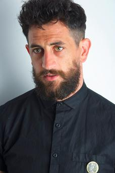 Bearded Paul Galvin.