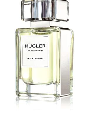 Hot Cologne from the Mugler Les Exceptions fragrance collection
