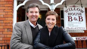 Daniel and his wife Majella first decided to put the house on the market back in 2007