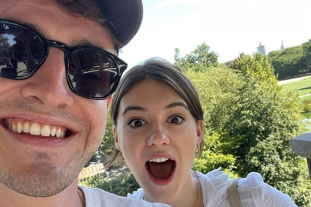 Normal People Reunion: Daisy Edgar-Jones and Paul Mescal Hang Out in NYC https://www.instagram.com/p/CUYD_kgoRID/