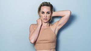 Kathryn Thomas is the ambassador for Self Help Africa's 'One Million Trees' campaign