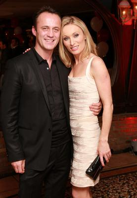 Doug Baxter and Victoria Smurfit in 2009