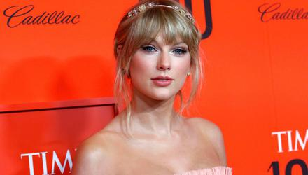 Taylor Swift joined TikTok to promote the release of her album Red. Photo: Greg Allen/PA Wire