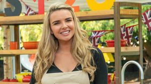 Nadine Coyle appearing on The Great Celebrity Bake Off for Stand Up Cancer