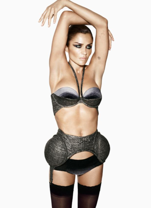 Helena Christensen How To Look Good In Your Lingerie Independent Ie