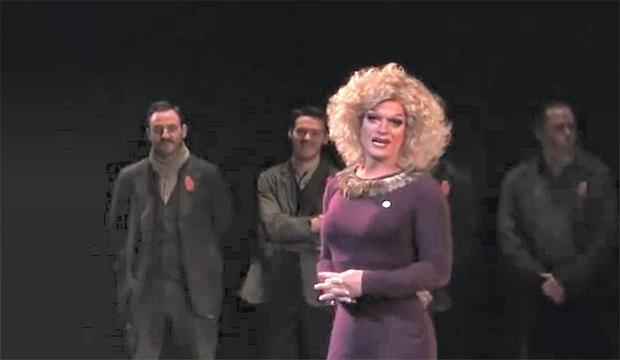 Panti Bliss's noble call from the Abbey Theatre stage went viral