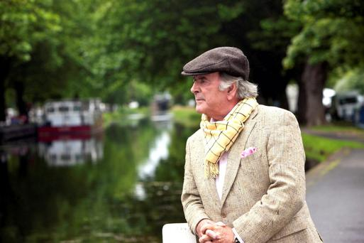 Making the 'Terry Wogan's Ireland' documentary for the BBC in 2011