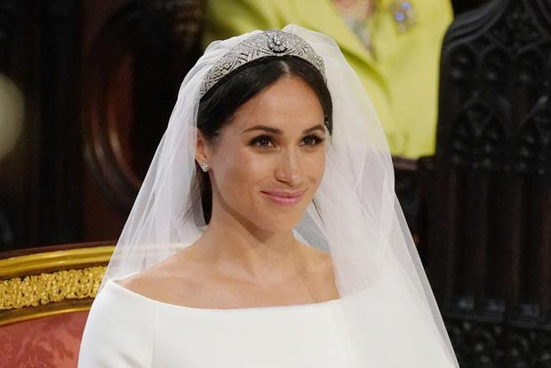 Meghan Markle was basically the winner of 2018. Photo: AFP/Getty Images