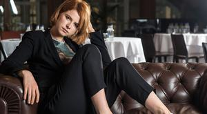 Actress Jessie Buckley was named in the Forbes list