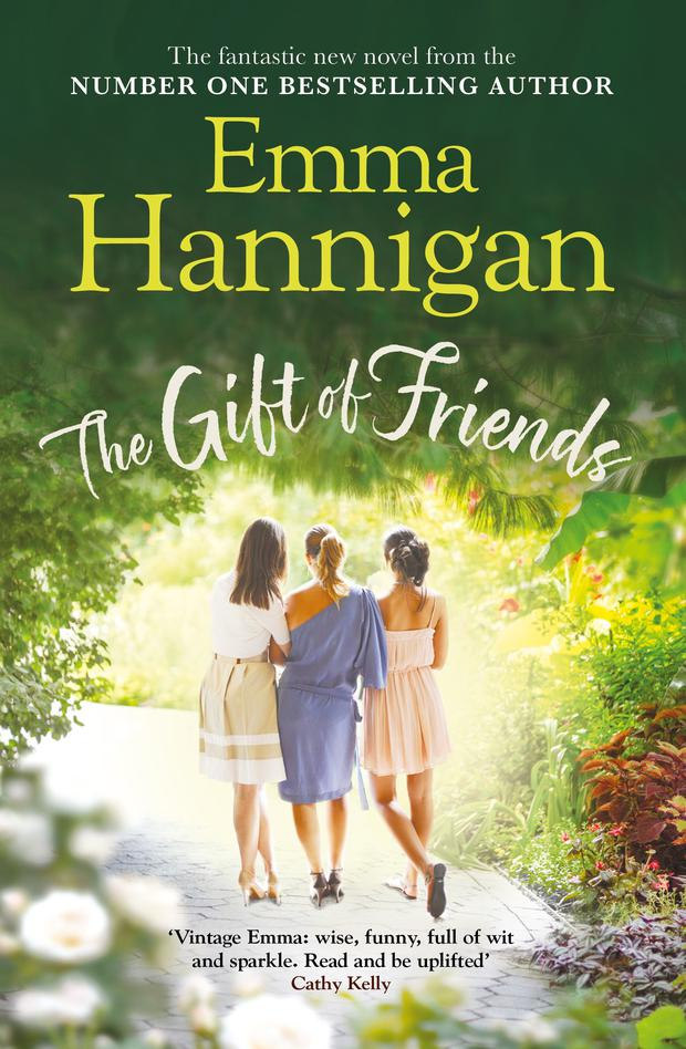 'The Gift of Friends' by Emma Hannigan