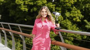 Amy Huberman is hosting a new podcast series called Mamia & Me.