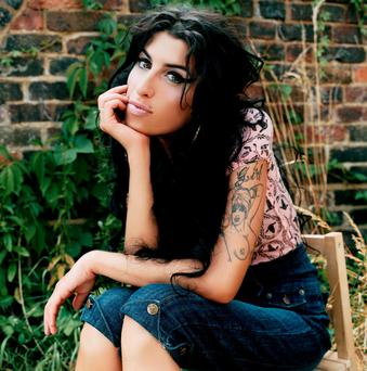 Troubled soul: Amy Winehouse is the subject of a compelling new documentary