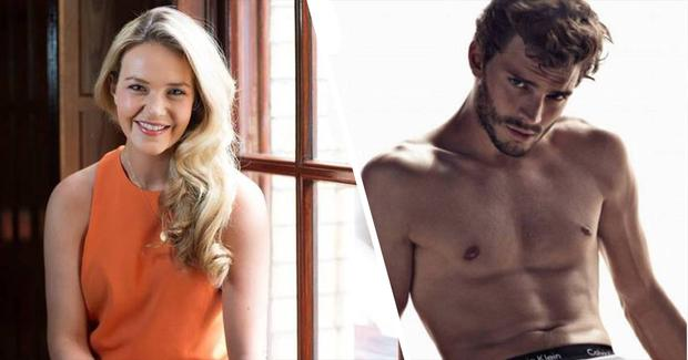 Aoibhin Garrihy has gushed about 'humble' former co-star Jamie Dornan.