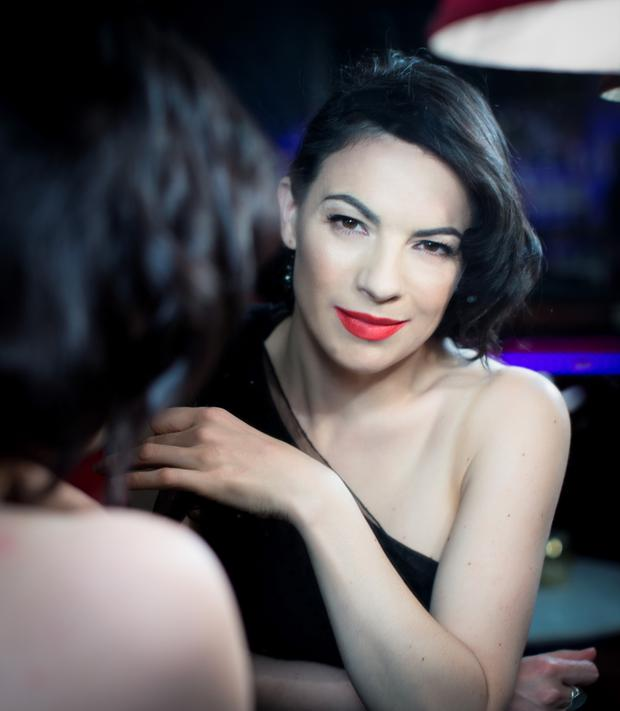Camille O'Sullivan says it is terrible that nothing seems to be done for homeless people. Photo: Kip Carroll.