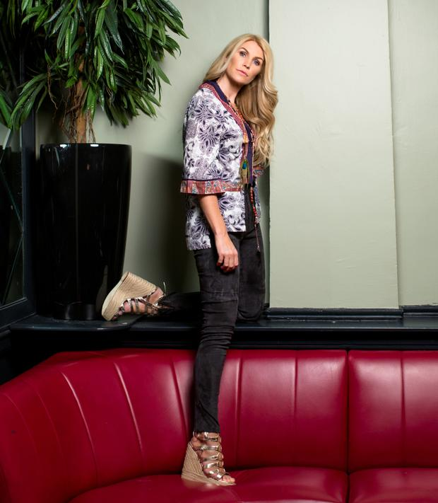 Yvonne Connolly for Life Magazine. Picture: Kip Carroll