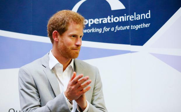 Royal seal of approval: Prince Harry is expected to ask Meghan Markle for her hand in marriage. Photo: PA