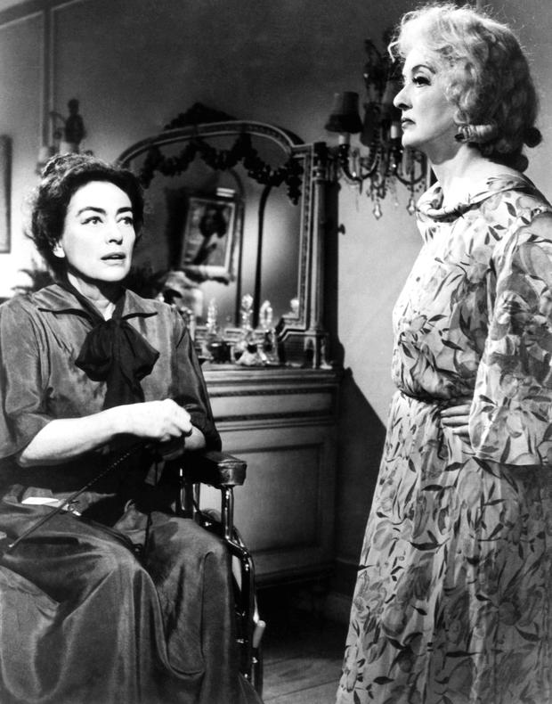 Best of enemies: Joan Crawford and Bette Davis
