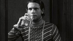 Jack O'Connell stars in the new menswear campaign for Prada (Prada/Twitter)