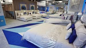 The bedroom of the Big Brother House