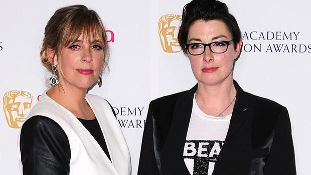 Former The Great British Bake Off presenters Mel Giedroyc (left) and Sue Perkins were invited to host ITV's new The Nightly Show for a week