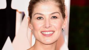 Rosamund Pike voices Lady Penelope in the ITV remake of Thunderbirds
