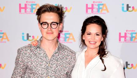 """Tom and Giovanna Fletcher have apologised for a """"huge error of judgment"""" after using the scheme during the pandemic. Photo: Ian West/PA Wire"""