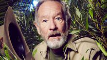 Michael Buerk has been given a lesson in rap