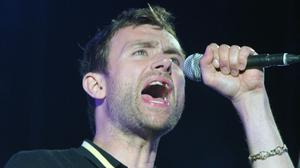 The band was created by Blur frontman Damon Albarn in 1998