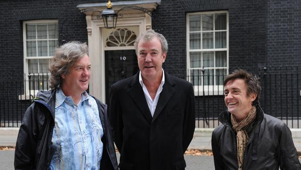 Jeremy Clarkson's final Top Gear adventures with James May and Richard Hammond will be broadcast