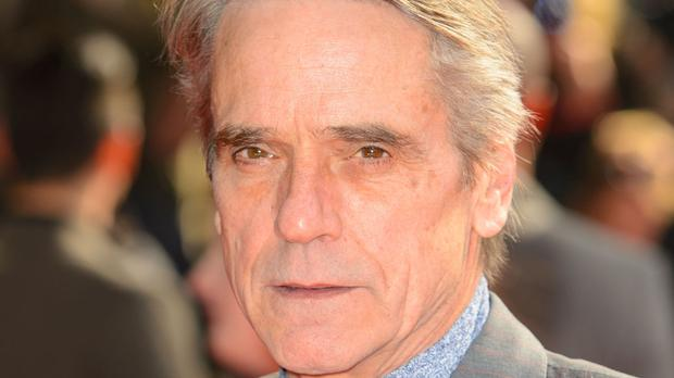 Ofcom is investigating Chris Evans' breakfast radio show after actor Jeremy Irons, pictured, swore on it